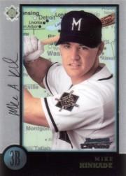 1998 Bowman Chrome #137 Mike Kinkade RC