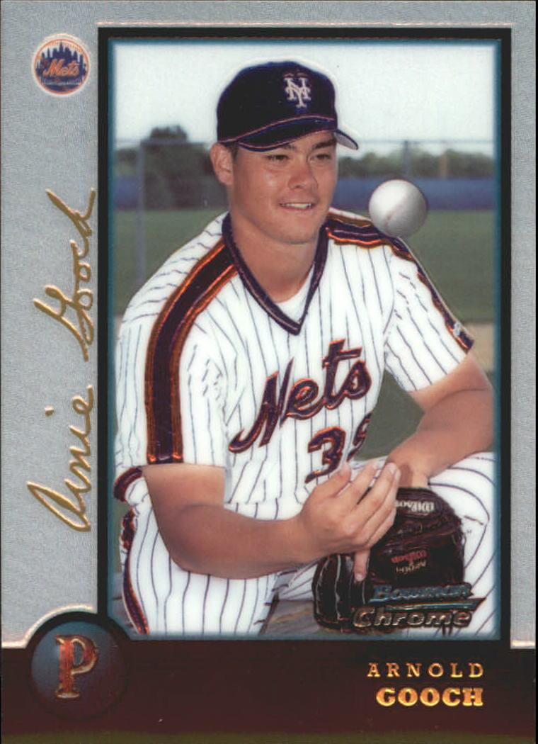 1998 Bowman Chrome Golden Anniversary #90 Arnold Gooch