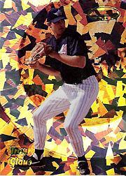 1998 Bowman's Best Atomic Refractors #153 Troy Glaus