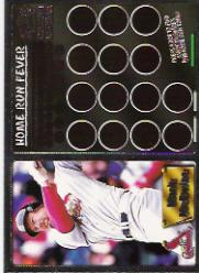 1998 Crown Royale Home Run Fever #5 Mark McGwire