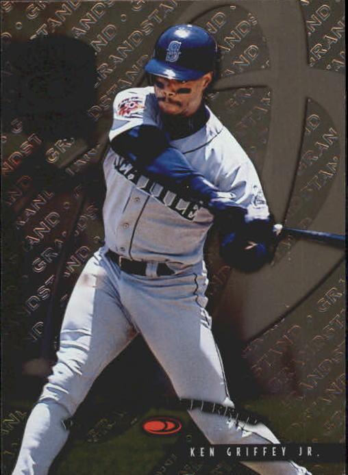 1998 Donruss Preferred #168 Ken Griffey Jr. PP GS