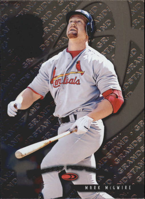 1998 Donruss Preferred #183 Mark McGwire PP GS