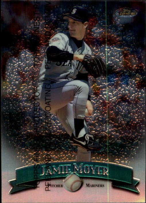1998 Finest #63 Jamie Moyer