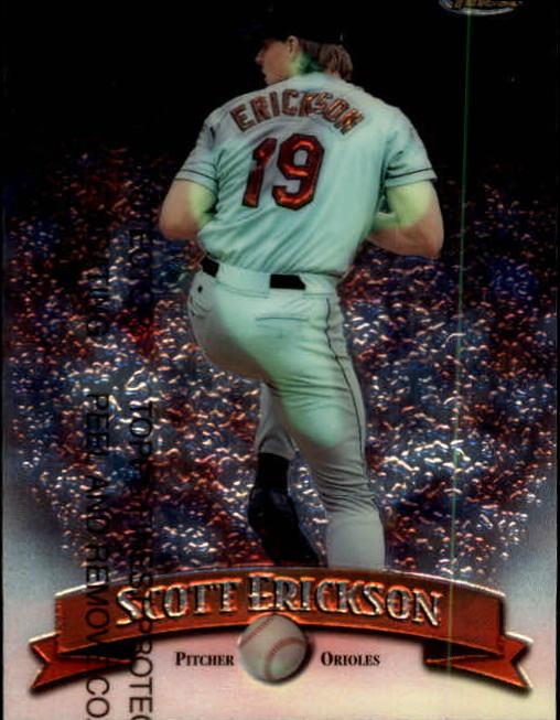 1998 Finest #104 Scott Erickson