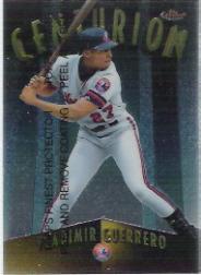 1998 Finest Centurions #C2 Vladimir Guerrero