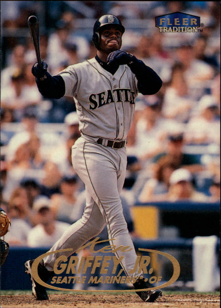 1998 Fleer Tradition #1 Ken Griffey Jr.