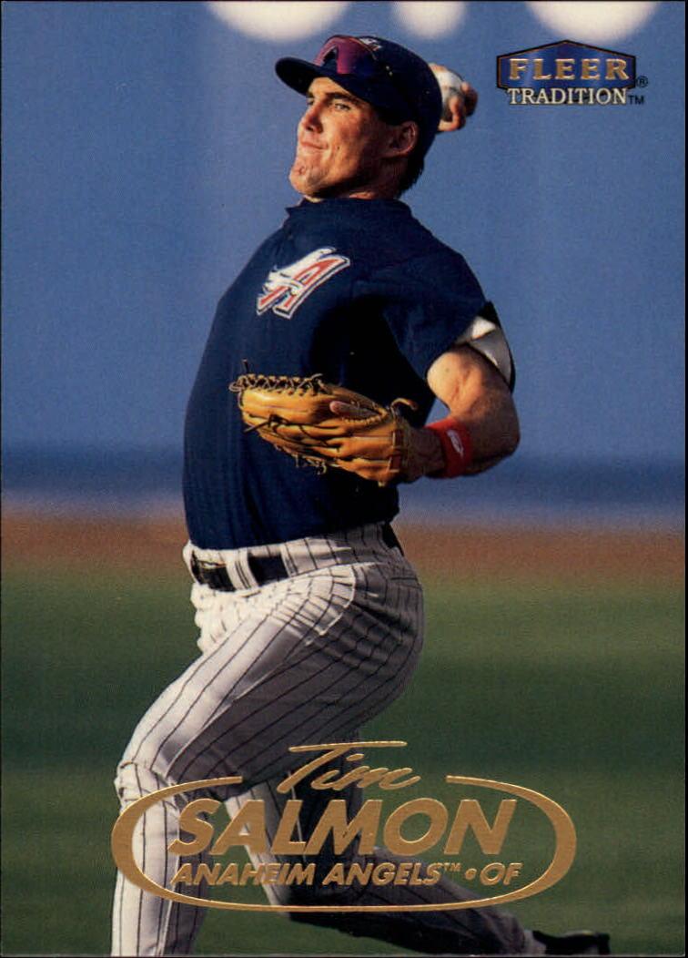 1998 Fleer Tradition #15 Tim Salmon