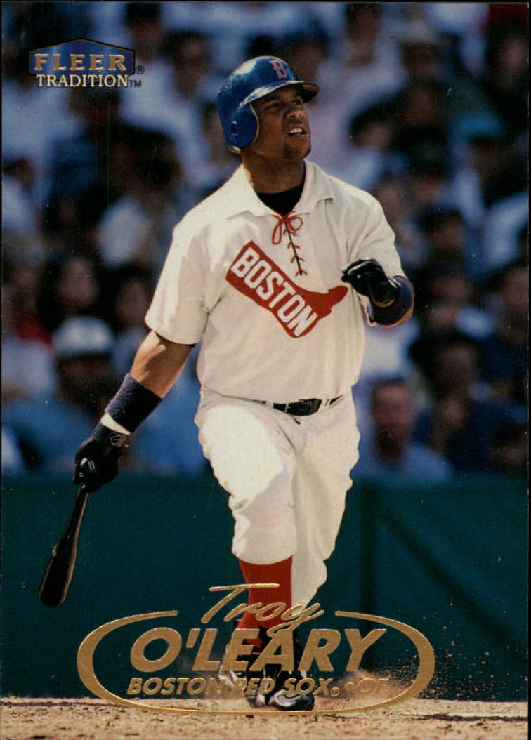1998 Fleer Tradition #99 Troy O'Leary
