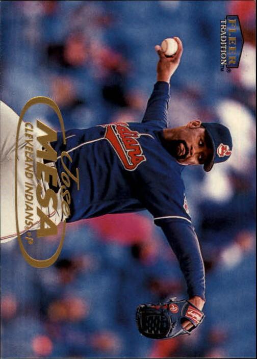 1998 Fleer Tradition #517 Jose Mesa