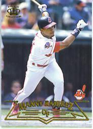 1998 Pacific #78 Manny Ramirez