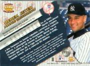 1998 Pacific #151 Derek Jeter back image