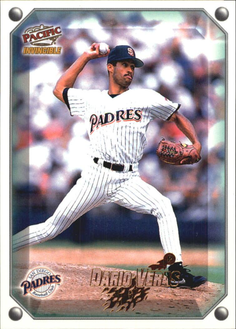 1998 Pacific Invincible Gems of the Diamond #214 Dario Veras