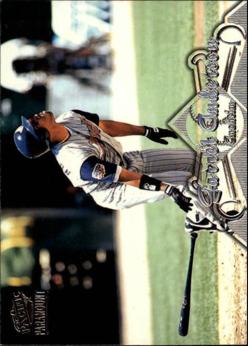 1998 Paramount #1 Garret Anderson