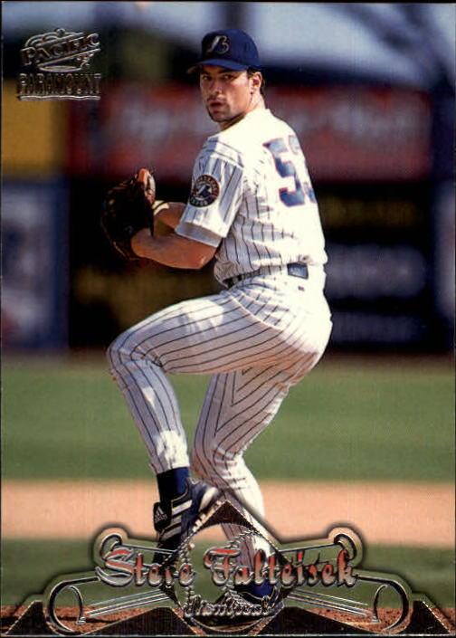 1998 Paramount #193 Steve Falteisek RC