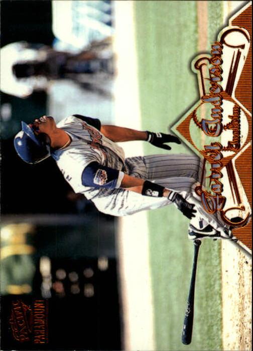 1998 Paramount Copper #1 Garret Anderson