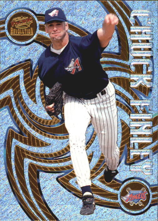1998 Revolution #4 Chuck Finley