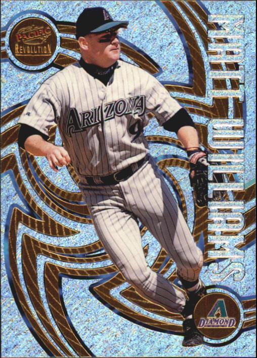 1998 Revolution #9 Matt Williams