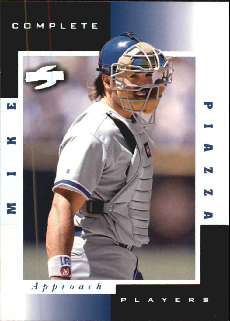 1998 Score Complete Players #5A Mike Piazza