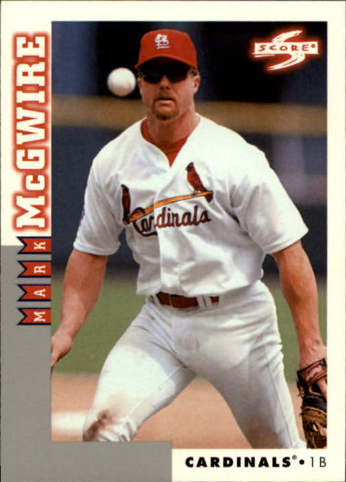 the life and career of mark mcgwire