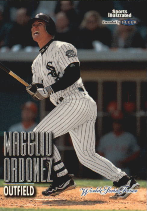 1998 Sports Illustrated World Series Fever #131 Magglio Ordonez RC