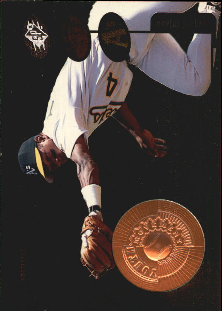 1998 SPx Finite #2 Miguel Tejada YM