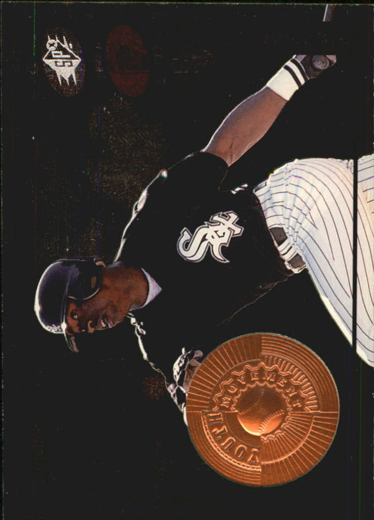 1998 SPx Finite #3 Mike Cameron YM