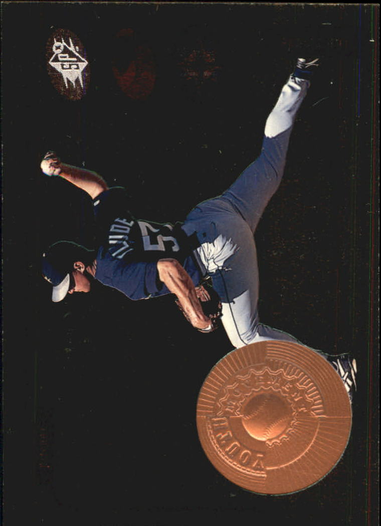 1998 SPx Finite #4 Ken Cloude YM