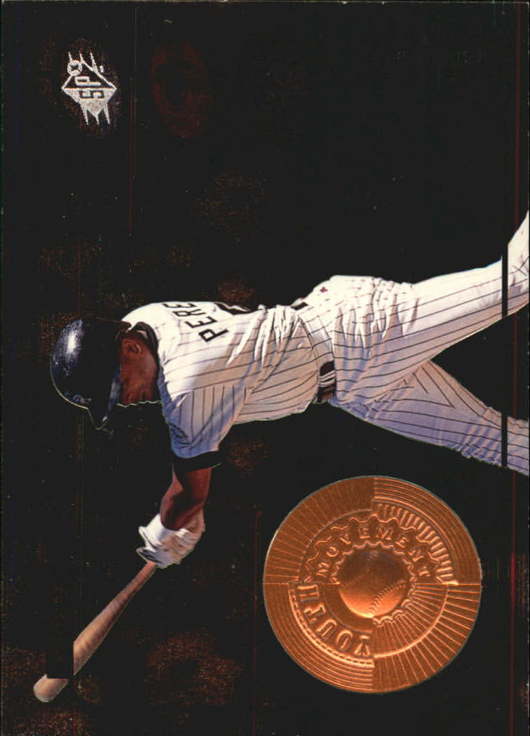 1998 SPx Finite #9 Neifi Perez YM