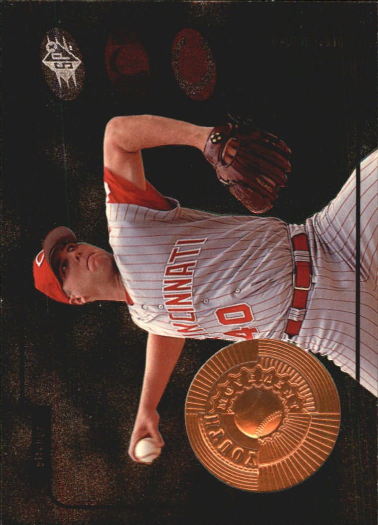 1998 SPx Finite #11 Brett Tomko YM