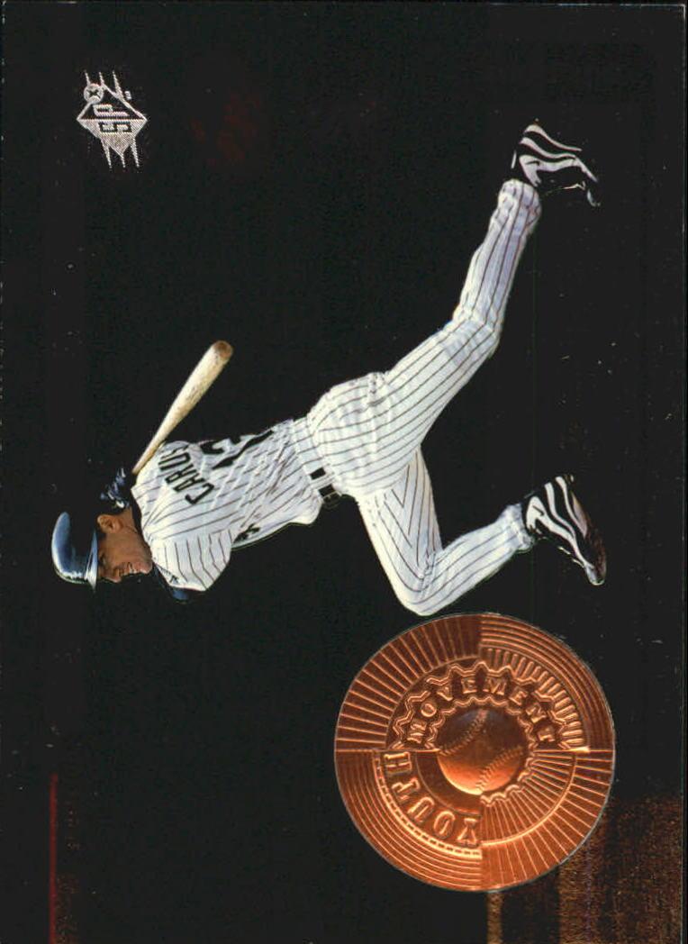 1998 SPx Finite #181 Mike Caruso YM