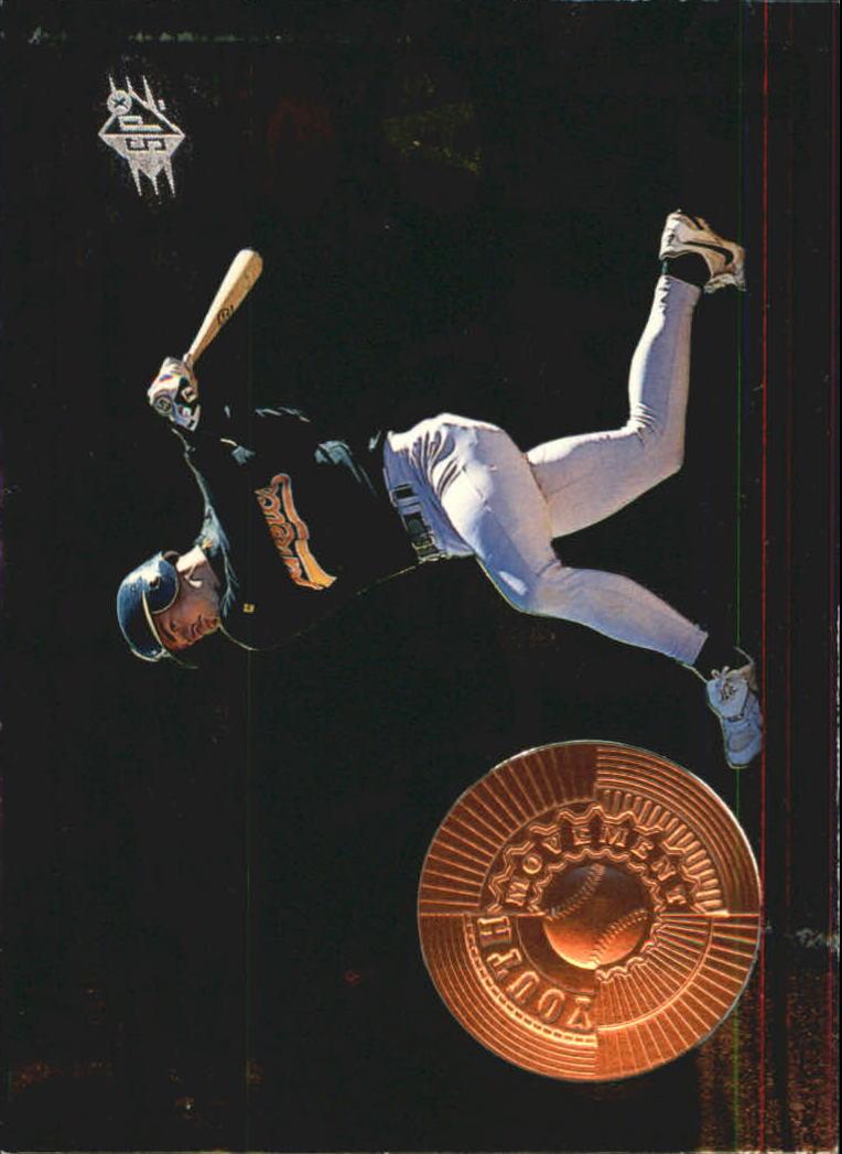 1998 SPx Finite #193 Ryan Christenson YM RC