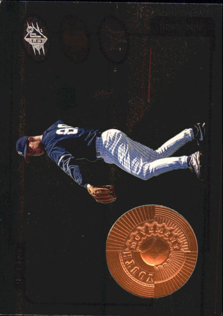 1998 SPx Finite #199 Mike Lowell YM RC
