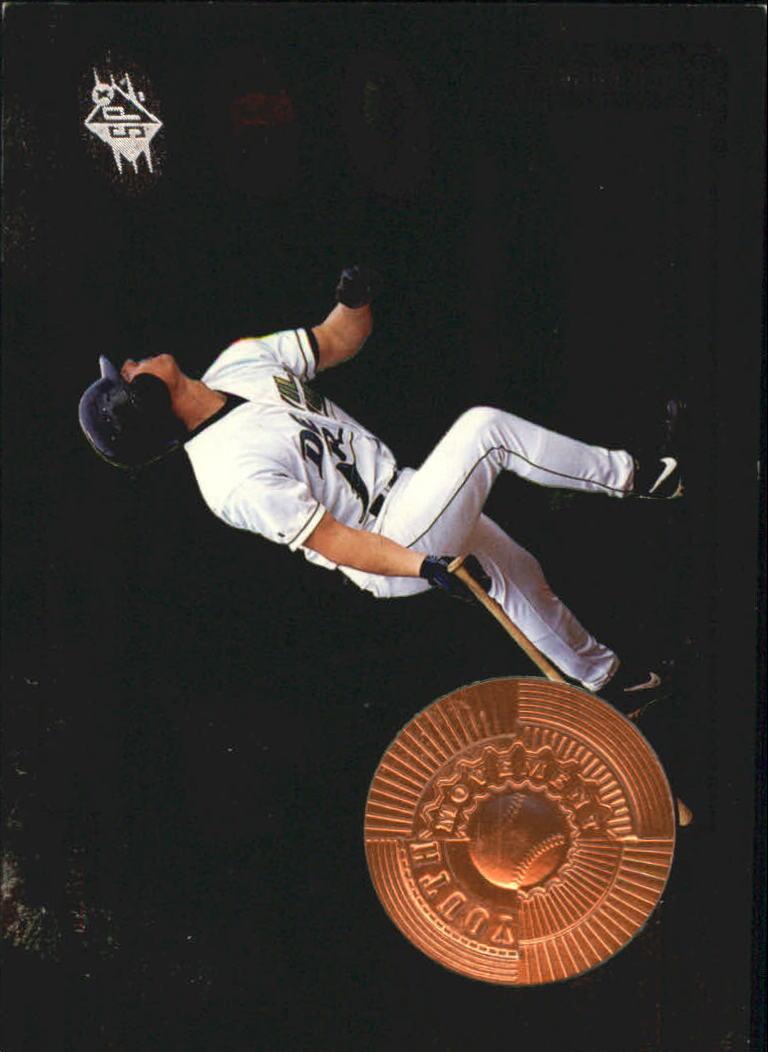 1998 SPx Finite #206 Rich Butler YM RC