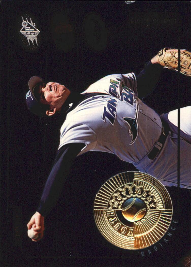 1998 SPx Finite Radiance #192 Rolando Arrojo YM