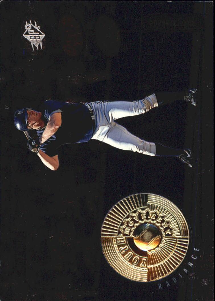 1998 SPx Finite Radiance #207 Mike Kinkade YM
