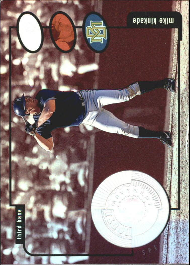 1998 SPx Finite Spectrum #207 Mike Kinkade YM
