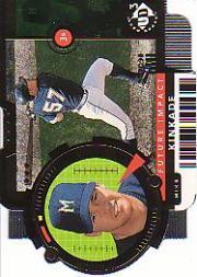 1998 UD3 Die Cuts #12 Mike Kinkade FF