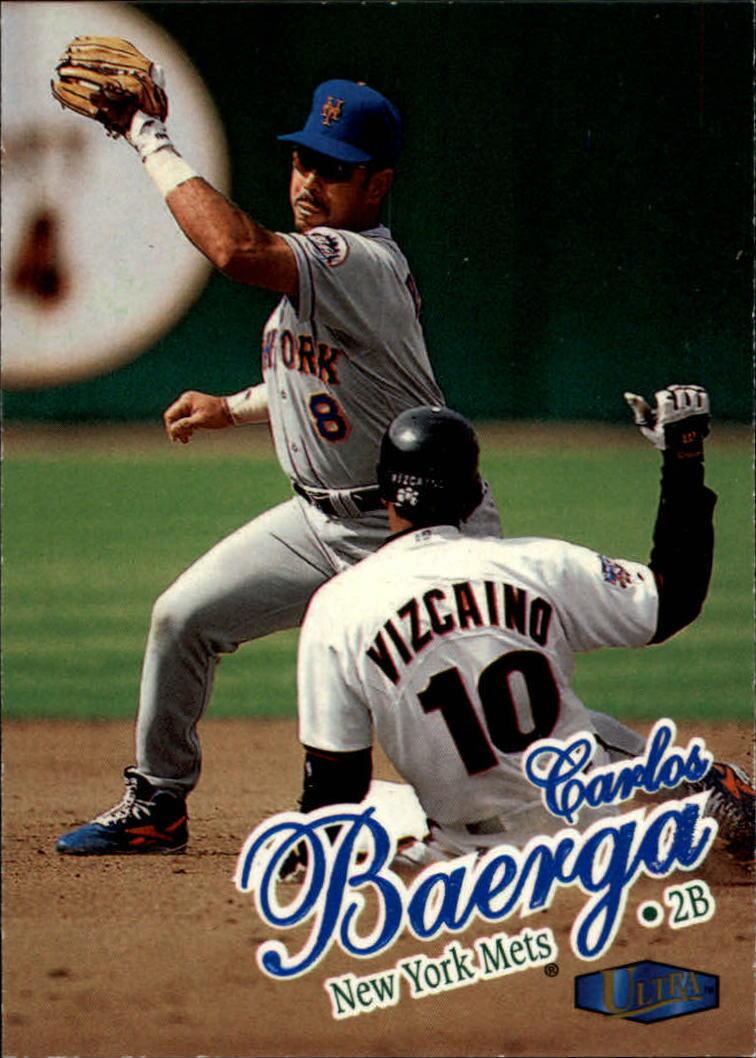 1998 Ultra #183 Carlos Baerga