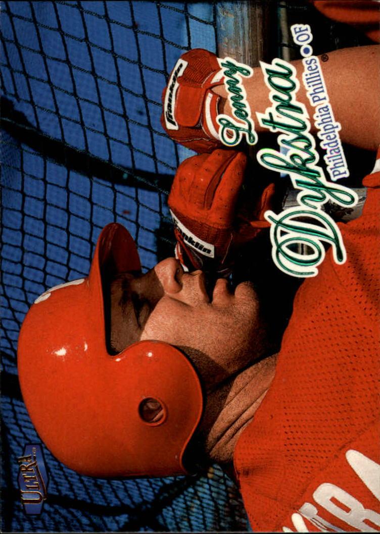 1998 Ultra #441 Len Dykstra