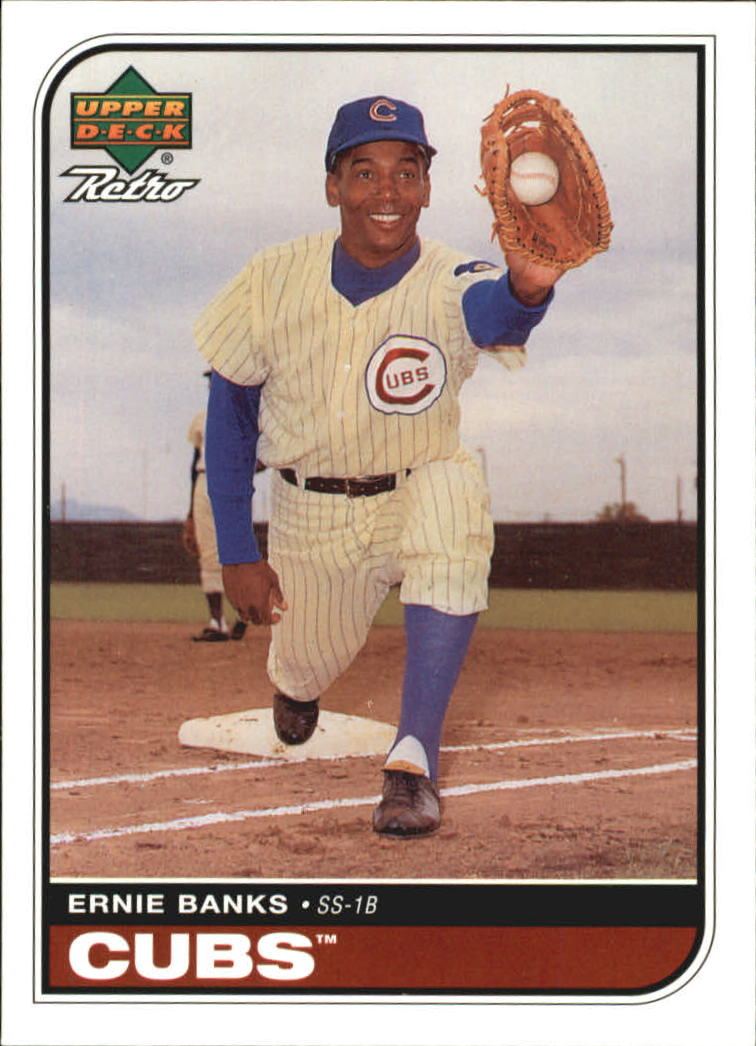 1998 Upper Deck Retro #16 Ernie Banks