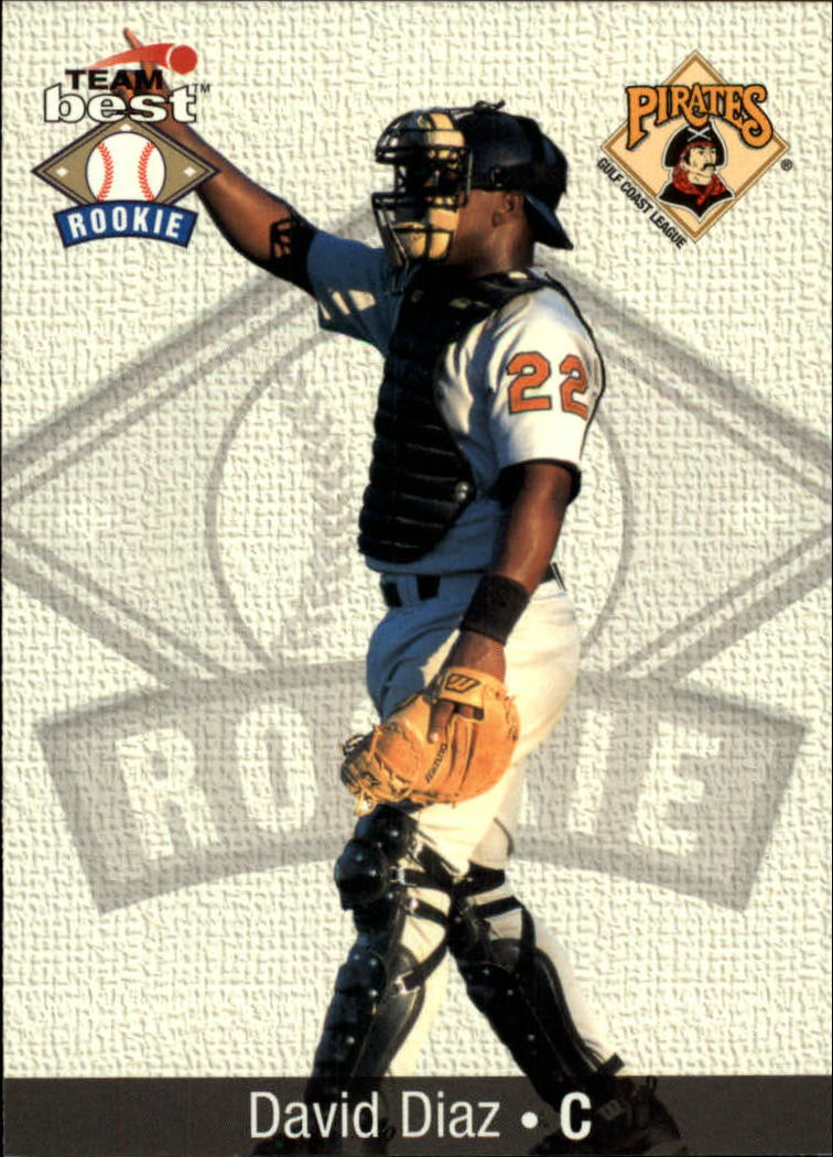 1999 Team Best Rookies #18 David Diaz