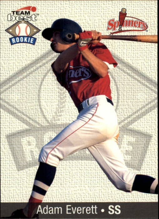 1999 Team Best Rookies #23 Adam Everett