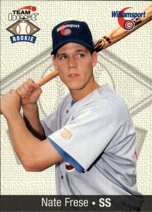 1999 Team Best Rookies #28 Nate Frese