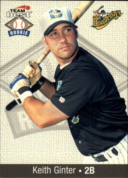 1999 Team Best Rookies #30 Keith Ginter