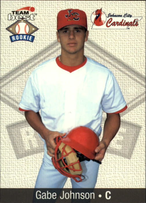 1999 Team Best Rookies #41 Gabe Johnson