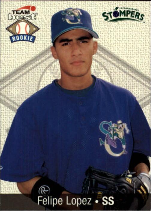 1999 Team Best Rookies #50 Felipe Lopez