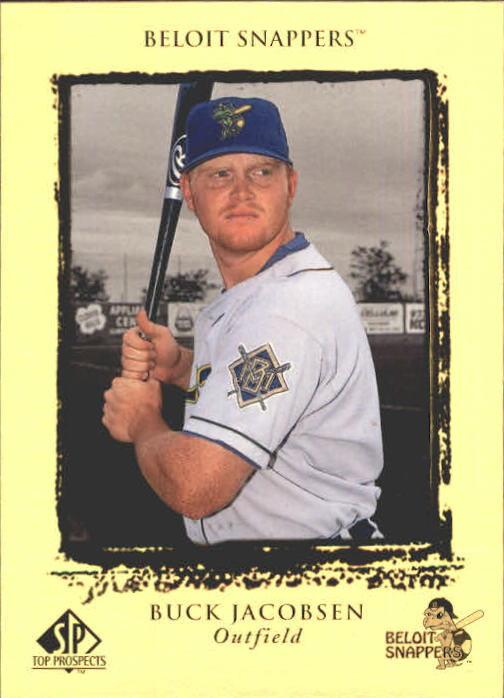 1999 SP Top Prospects #16 Bucky Jacobsen