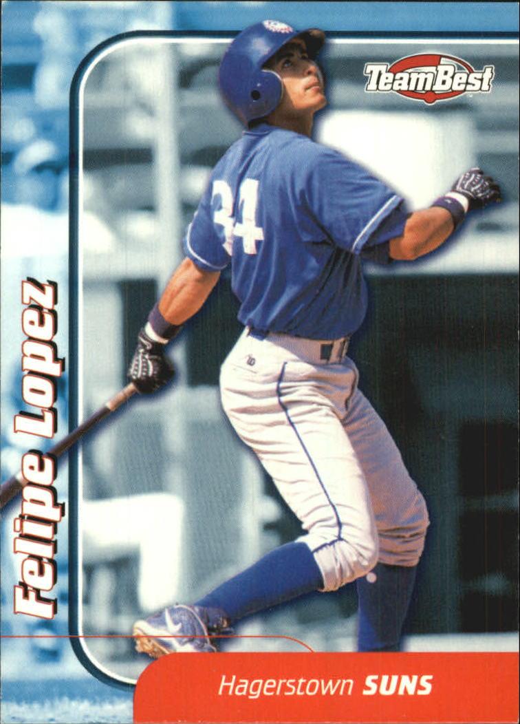 1999 Team Best Player of the Year #32 Felipe Lopez