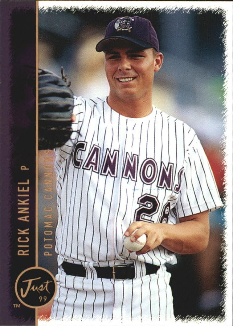 1999 Just #5 Rick Ankiel