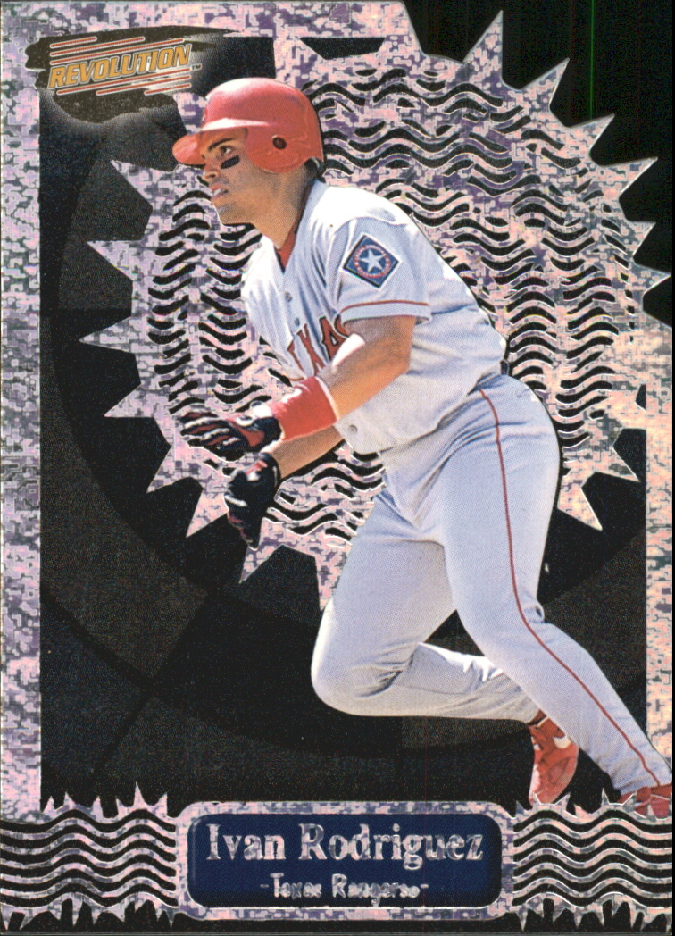1999 Revolution Thorn in the Side #20 Ivan Rodriguez